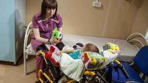 Брянщина получила президентский грант на паллиативную помощь детям
