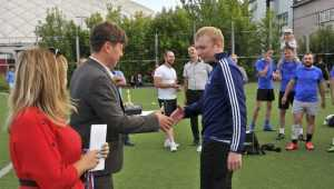 БМЗ провёл турнир по мини-футболу