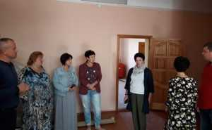 Депутат Валентина Миронова оценила ДК в Карачевском районе