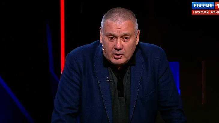 В программе Соловьева украинский социолог поставил Брянщину в пример