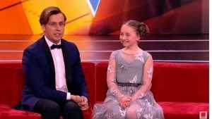 На шоу «Лучше всех» побывала 10-летняя рукодельница из Брянска