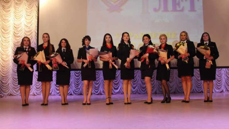 Красавицы из брянской полиции продемонстрировали свои навыки и таланты
