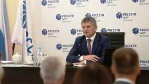 Гендиректор Игорь Маковский проверил электросетевой комплекс Брянщины