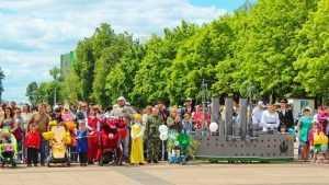 В воскресенье в Брянске пройдет большой семейный праздник