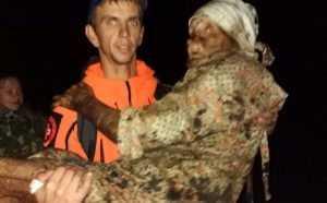 Брянские добровольцы рассказали о драматичном поиске пропавшей женщины