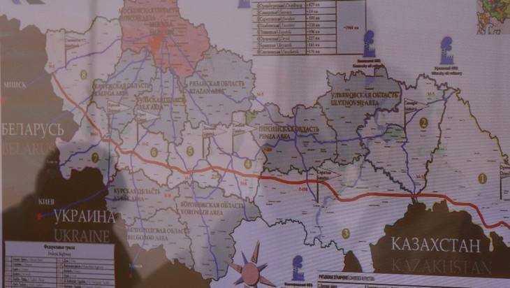 Брянскую область по решению Медведева прорежет фантастический автобан