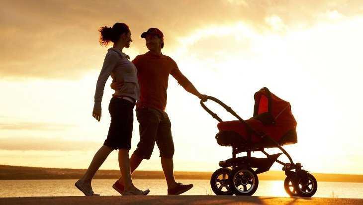 В Брянской области в этом году родился 4061 ребенок