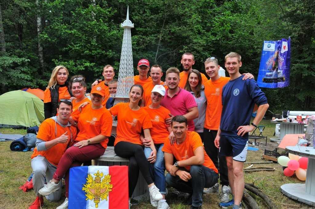 Команда БМЗ стала пятикратным победителем «Лесного раздолья»