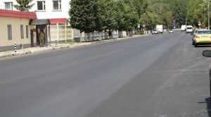 В Володарском районе Брянска три дороги почти отремонтировали