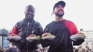 «Котлеты по 1000 за штуку»: в Брянске «сам» Тимати откроет харчевню