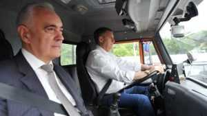 Александр Богомаз поднялся в медиарейтинге губернаторов