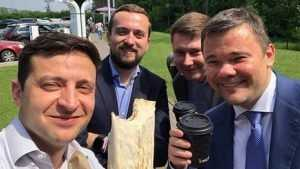 Зеленский — трус, не планирующий решать конфликт в Донбассе