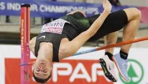 Брянец Иванюк допрыгнул до «золота» с лучшим результатом в мире