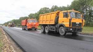 Дороги на Брянщине отремонтируют с опережением срока