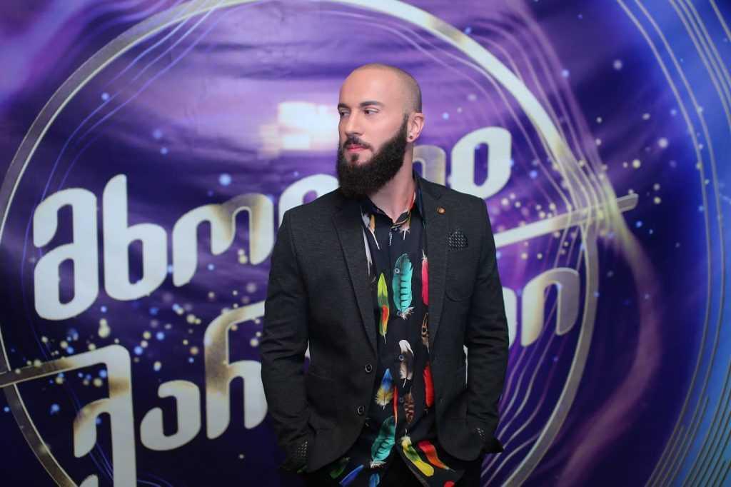 Текст гею Габунии надиктовывал Саакашвили