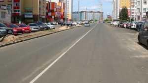 На шести дорогах Брянска ремонт вышел на финишную прямую