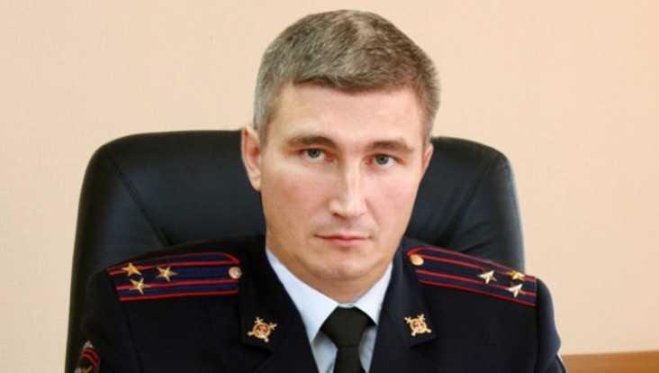 Брянское УМВД с 75-летием поздравил начальник полиции Толкунов