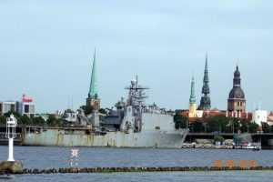 Американские военные опозорились в Прибалтике