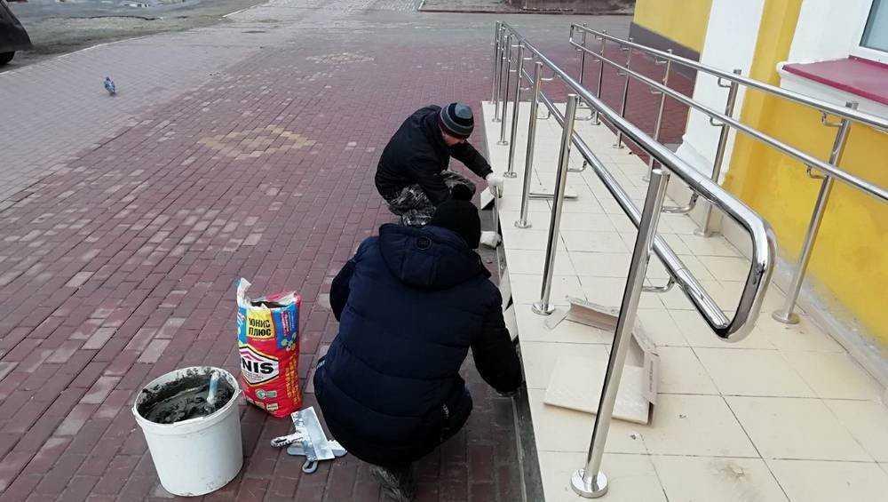 В Брянском театре кукол начали исправлять строительный брак