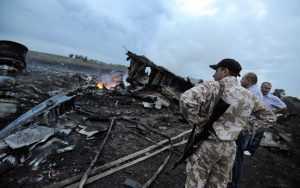 Стрелков заявил, что «сбил «Боинг» из специального средства»