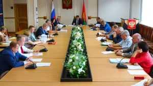 В Брянске определили 12 территорий для благоустройства в 2020 году