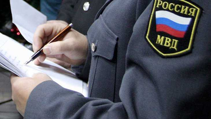 В Брянске полицейских наказали за подделку служебной документации
