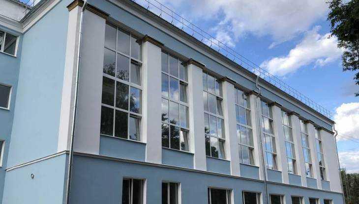 Зал ДК БМЗ после реконструкции станет лучшим в Брянской области