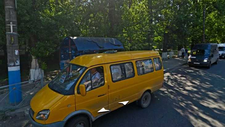 В Брянске временно убрали остановку «Переулок Пилотов»