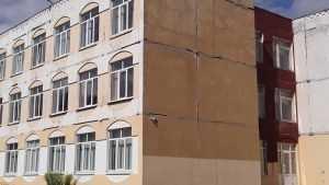 Жители Брянска постояли за «дырявую» школу