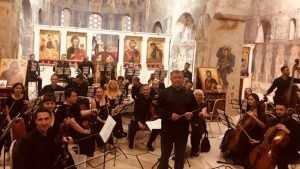 Брянский симфонический оркестр завоевал симпатии македонцев