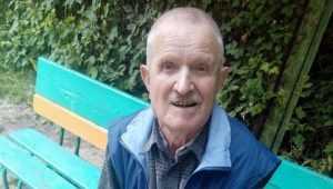 В Брянске разыскали пропавшего 82-летнего Стефана Копачева