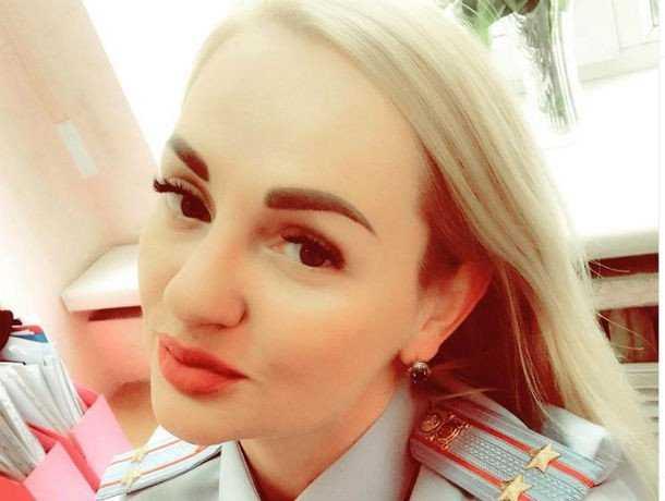 Полковник полиции Разумная сбежала из России в Грузию