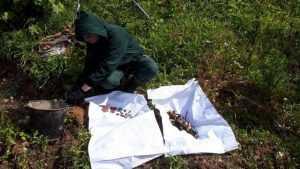 В Брянской области начали поиск родственников погибшего летчика-героя