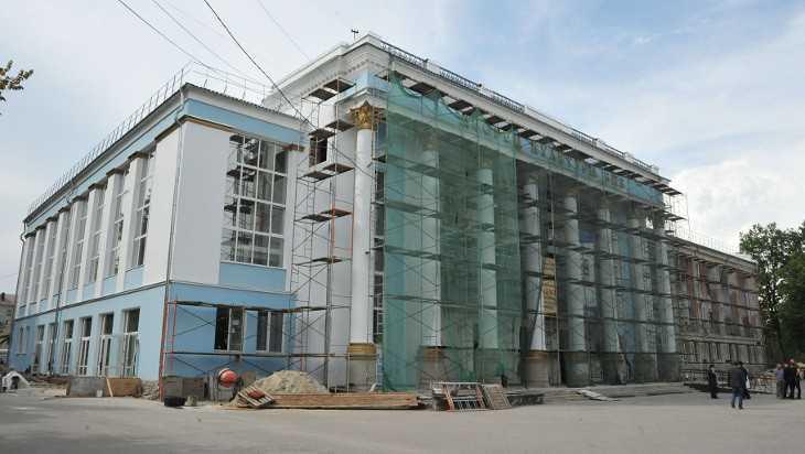 После реконструкции ДК БМЗ превратится в современный концертный зал