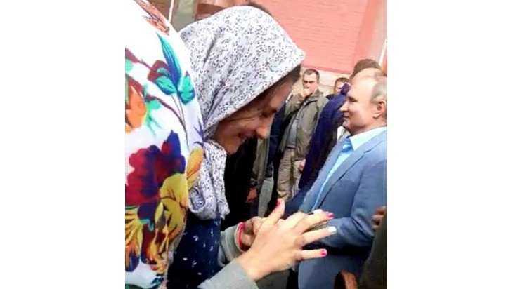 После встречи с Путиным на Валааме брянская девушка «забыла обо всем»