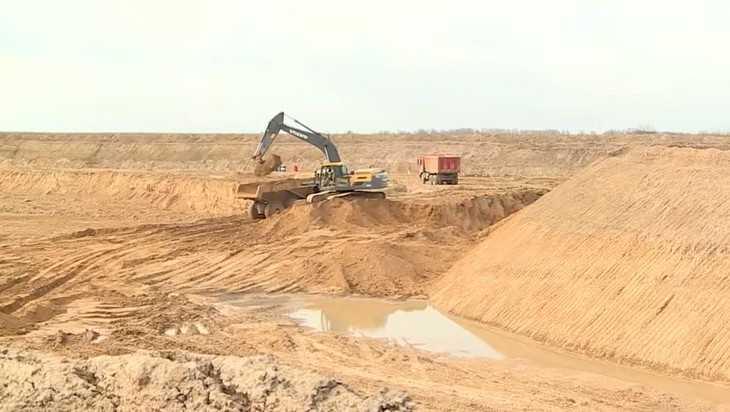 В Брянской области к концу года откроют меловой цех известкового завода