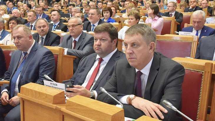 Александр Богомаз принял участие в форуме регионов России и Белоруссии