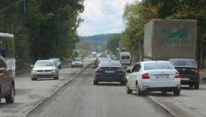 В Брянске стартовал капитальный ремонт дороги на улице Литейной