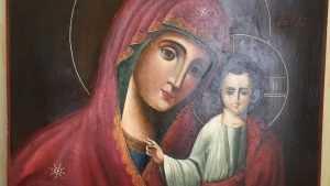 Мастерица спасла едва не утраченную икону брянского храма
