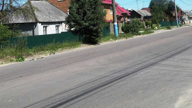 В Брянске в воскресенье дорожники начнут ремонт на Бежицкой улице