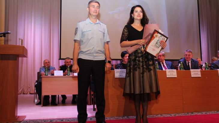 В Брянске выбрали самую красивую сотрудницу полиции
