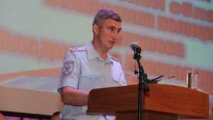 Начальник УМВД Толкунов отчитался о работе брянской полиции