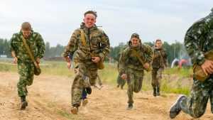 Брянские юнармейцы вошли в число 20 сильнейших команд страны