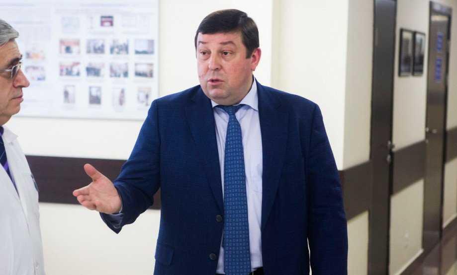 Брянский академик Петр Глыбочко отпраздновал 55-летие
