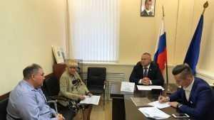 Валентин Суббот оказал содействие брянцу в переносе операции на более ранний срок