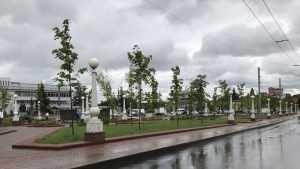В Брянской области преобразят 62 общественные территории