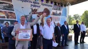 На Свенской ярмарке лучшим районом признали Стародубский