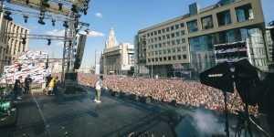 Либералам столько и не снилось: концерт в честь флага в Москве собрал более 100 тысяч зрителей