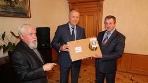 Почетным гражданином Брянска стал генерал-майор полиции Фролов