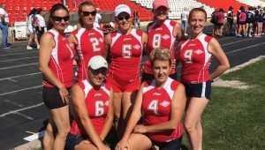 Брянские волейболистки победили на женском фестивале в Анапе